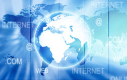 Business technology background Royalty Free Stock Image