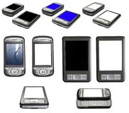 Business technology computer. Image of a pda technology device Royalty Free Stock Image
