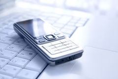 Business technology concept Stock Photography