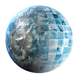 Business Technology Global Network Stock Images