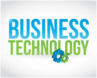 Business technology industrial concept Royalty Free Stock Photo