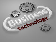Business - Technology - letters Stock Images