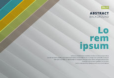Business template diagonal pattern geometric shapes lines with t royalty free illustration