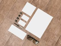 Business template. Mockup business template. High resolution stock photos