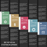 Business template, number paper, cut template. Conceptual creative template, infographic elements. Percent, economy, buy, dealers, business, plan, concept Royalty Free Stock Images