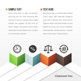 Business Template Stock Photo
