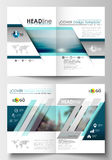Business templates for brochure, magazine, flyer, booklet. Cover design, abstract flat style travel decoration layout in Royalty Free Stock Images