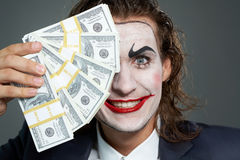Business tempter Stock Photography