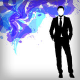 Business Theme Background Concept Royalty Free Stock Photos