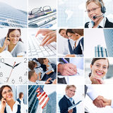 Business theme royalty free stock photo