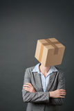 Business Thoughts without Creativity Stock Images