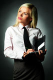 Business Tie Stock Photo