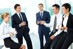 Business ties Stock Image