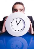 Business time royalty free stock photo