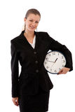 Business time royalty free stock image