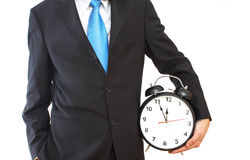 Business time Stock Photography