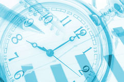 Business time concept. Stock Photography