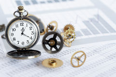 Business Time Stock Image