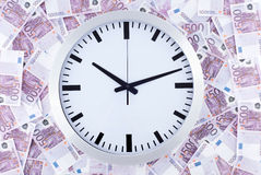 Business, time and money Stock Photo