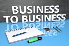 Business to business Immagini Stock Libere da Diritti