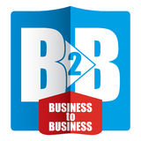 Business to business Royalty Free Stock Photography