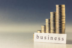 Business topic Stock Photo