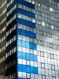 Business tower Stock Image