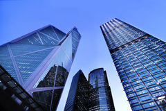 Business Towers Royalty Free Stock Photos