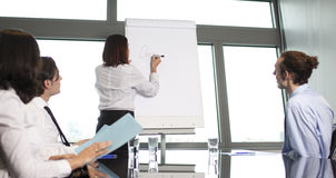 Business training Royalty Free Stock Photos