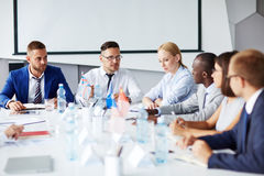 Business training Royalty Free Stock Images