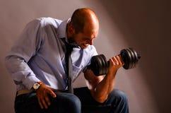 Business training stock image