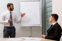 Business training. Stock Images