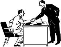 Business Transaction Royalty Free Stock Image