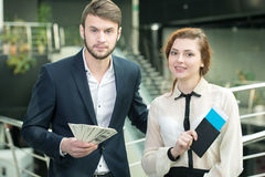 Business Travel royalty free stock image