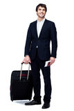 Business travel Stock Photography
