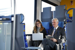 Business travel Stock Images