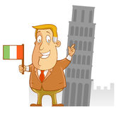Business travel to Italy Stock Photography
