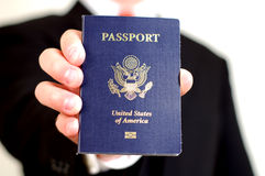Business Traveler Royalty Free Stock Image