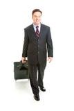 Business Traveler - Full Body Royalty Free Stock Photos