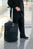 Business traveller Royalty Free Stock Photos