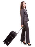 Business traveller Royalty Free Stock Image
