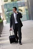 Business Traveller Stock Photography