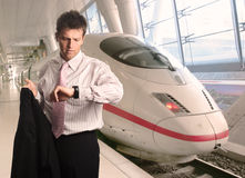 Business trip Royalty Free Stock Photography