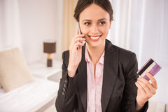 Business Trip Stock Photography