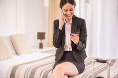 Business Trip Stock Images