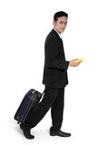 Business trip Royalty Free Stock Photo
