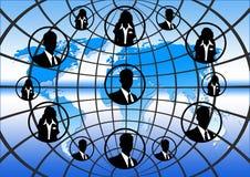 Business United Stock Image