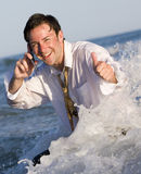 Business Vacation Stock Images