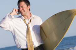Business Vacation Royalty Free Stock Image