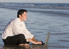Business Vacation Stock Photo